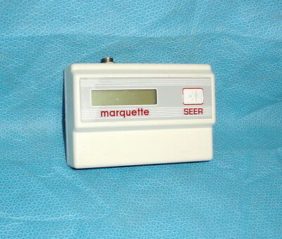 Marquette Seer Holter Recorder Ecgekg Patient Monitor With Hard Shell Case