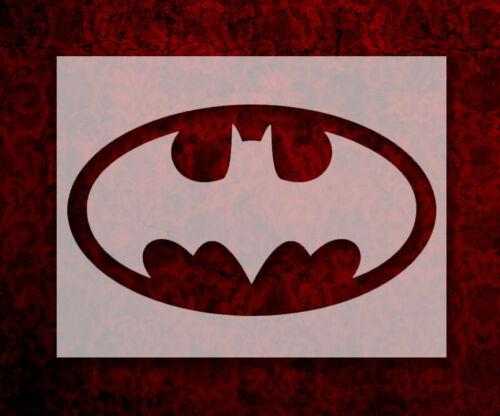 "Batman Dark Knight Multiple Layer 8.5"" x 11"" Custom Stencil FREE SHIPPING (279)"