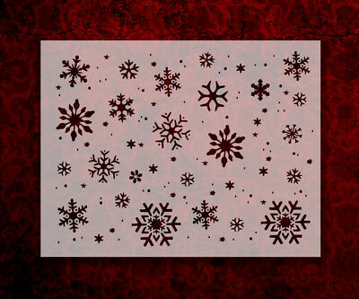 Snowflakes Christmas Snow  8.5