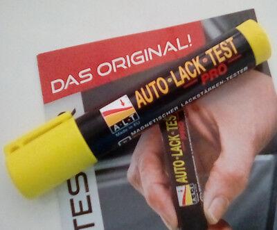Autolack-Test Pro Messgerät für Lackdicke und Anzeige versteckter Nachlackierung