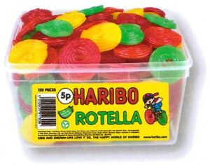 HARIBO SWEETS ALL VARIETIES WHOLESALE DISCOUNT CANDY KIDS T