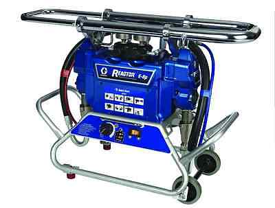 Graco Reactor E-8p Sprayer Ap Package With Gun And Hose - Package Ap9082