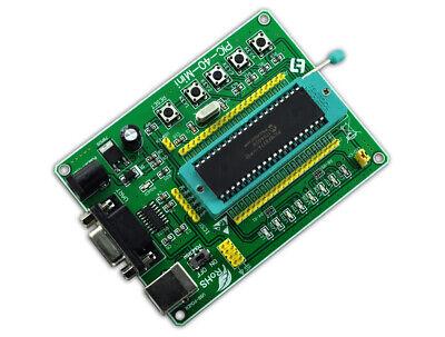 Pic Development Board Pic-40-mini For 8bit Dip-40 Pic Microcontrollers Easy2use