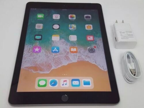 NEW Apple iPad 5th Gen 2017 32GB, Wi-Fi , 9.7Inch - Space Gray (Latest Model)
