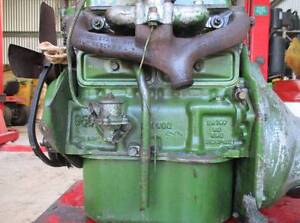 Austin\Morris A Series motor and gearbox complete - 950 block. Bingleburra Dungog Area Preview