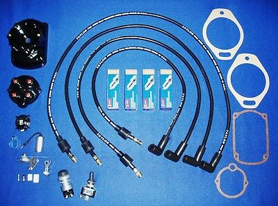 Fits Lincoln Sa 200 Welder Fm Morse Fairbanks Magneto Tune Up Kit Switches