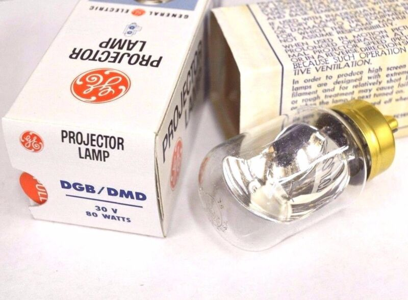 DGB DMD DFE Photo Projection LIGHT BULB 80W 30V LAMP NEW AmaZinG!