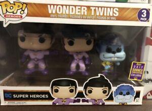 Wonder twins Funko POP!