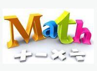 Math Tutor Needed for weekends