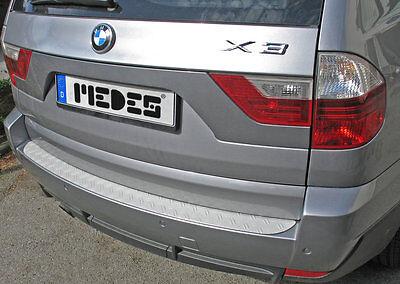 BMW X3 Typ E83/X83 Alu-Ladekante Medes Duett matt ELOX ()