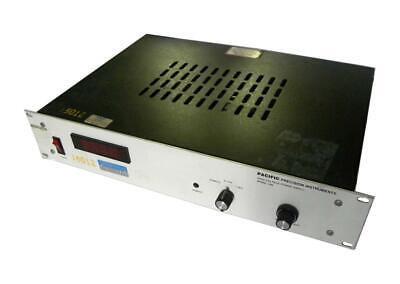 Pacific Precision Instruments 206 High Voltage Power Supply - Sold As Is