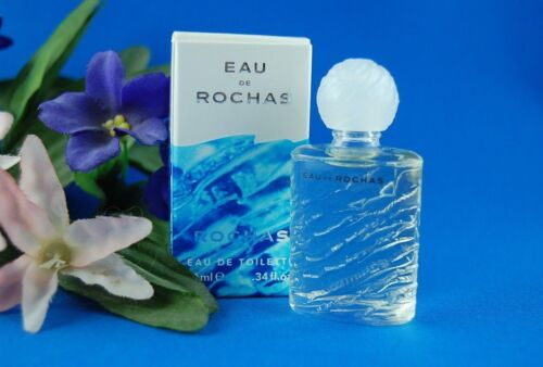 Yves+Rochas+Eau+De+Rochas+Vintage+Eau+De+Toilette+Miniature+10ml+In+Box+Mini+