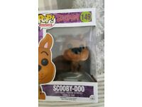 Scooby Doo Pop Figure New