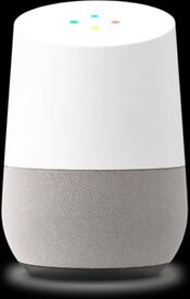 Google Home Smart Speaker - Brand New in Box