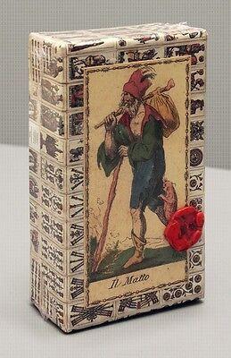 TAROCCO NEOCLASSICO TAROT CARD DECK - ANCIENT LOMBARDY *BRAND NEW*  LTD ED.