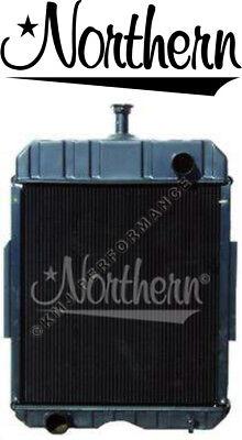 Northern 219587 Ih International Harvester Farmall Tractor Radiator 378713r92