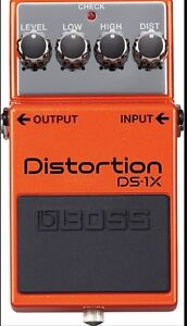 Looking for guitar pedals