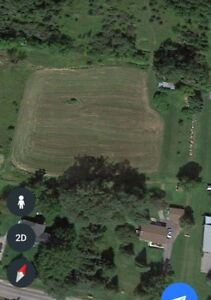 1.6 acres of farm land avail. NOT for building on or living on