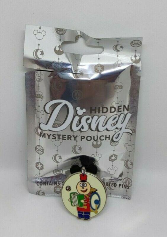 Pixar Shorts Tiny Tin Toy 2020 Disneyland DLR Hidden Mickey Series 1 Pin