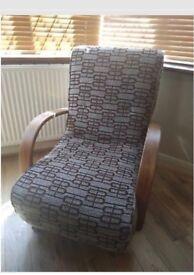 MCM vintage armchair - Deptford