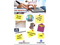 Girl Friday NI - Accounts and Book-Keeping Service - Can we help?