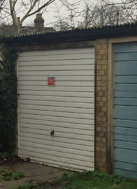 Lock Up Garage To Let In Romford Collier Row In Romford London