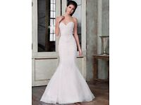 Justin Alexander signature wedding dress 9820