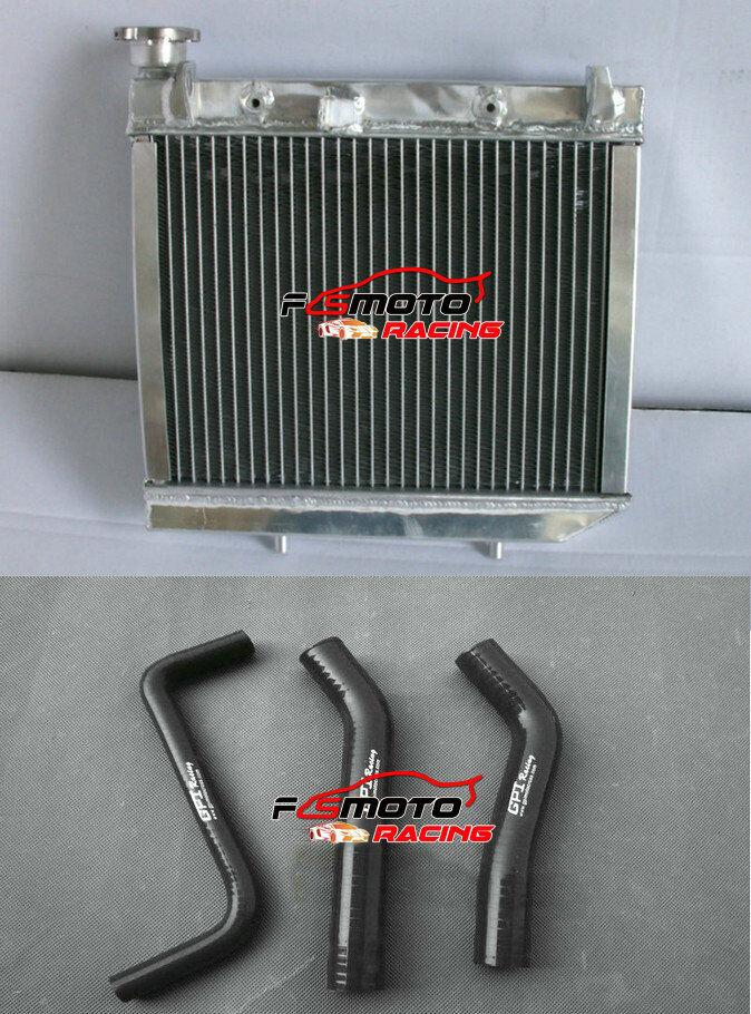 For Honda TRX450R TRX450 2004-2009 Aluminum Radiator /& Silicone Hose 04 05 06 07