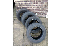 205/60/R15 set of summer compound tyres. Offers considered