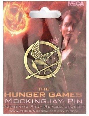 The Hunger Games Katniss Everdeen Mockingjay Pin Brooch