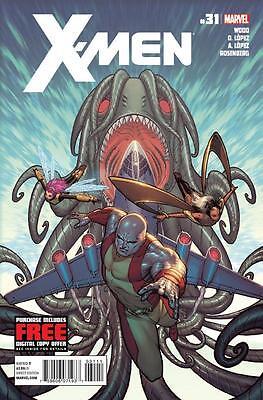 X-MEN #31 NM BRIAN WOOD ()