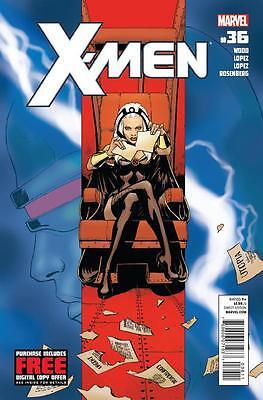 X-MEN #36 NM BRIAN WOOD ()