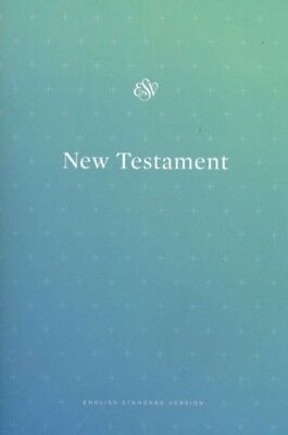 1 - ESV Outreach New Testaments - Evangelism Holy Bible Tracts Gospel Economy