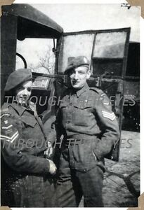 DVD-SCANS-OF-SOLDIERS-WW2-PHOTO-ALBUM-1ST-BATTALION-THE-BORDER-REGIMENT-44-47