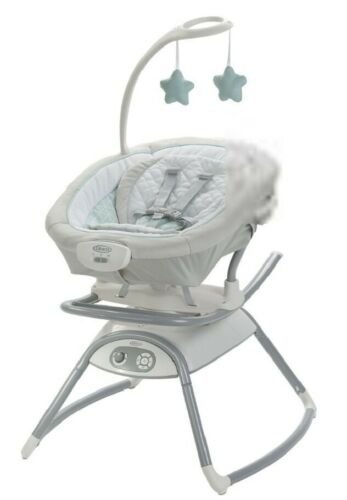 Graco Baby Duet Glide Gliding Swing with Portable Rocker Winfield NEW