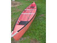 Coleman ram x 17ft canoe