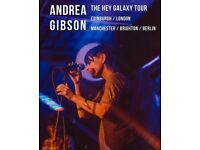 2 Andrea Gibson Tickets- Manchester (Spoken Word)