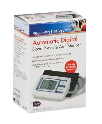 Veridian Smartheart Automatic Arm Digital Blood Pressure Monitor