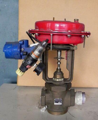 Sinclair Collins / Parker Hannifin K11-62016 Process control valve. Used.