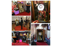 Magic Mirror Photo Booth Hire, Prices from £149