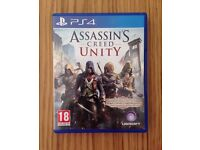 Assassin's Creed V: Unity - Sony Playstation 4 Game - Amazing Assassins Creed 5 Game Very Fun PS4