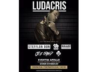 Ludacris 1 ticket STANDING 25th March 2017 Eventim Apollo London