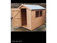 Quality garden sheds shed free delivery and fitting