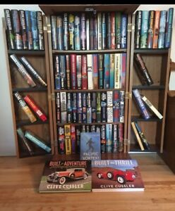 Clive Cussler COMPLETE COLLECTION