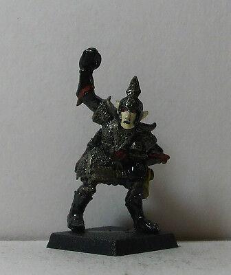 Citadel metal slotta C09 Dark Elf 'Legion Leader' 1985 OOP (2)