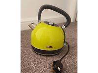 Breville lime green kettle good condition