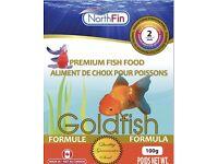 NorthFin Premium Fish Food - Goldfish formula