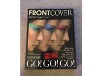Front Cover removable eye colours