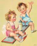 Vintage Baby Treasures