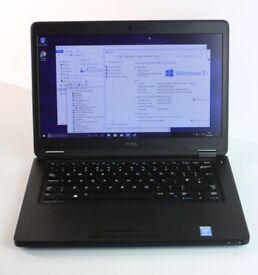 """Dell Latitude E5450 14""""LCD 500GB HDD, 8GB Ram, intel Core i5-5300 2.29GHz"""